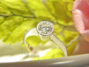 20婚約指輪リフォーム